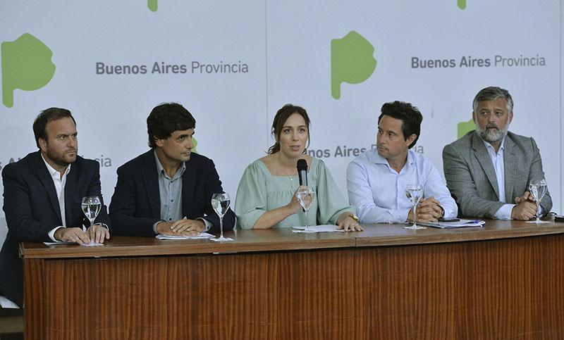 Los estatales le piden a Vidal que cumpla con su palabra y reabra la paritaria