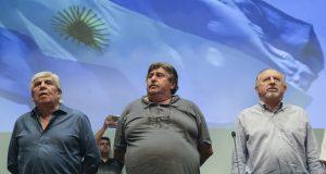 """Moyano pidió """"luchar para que en 2019 haya un Gobierno que represente al pueblo trabajador"""""""