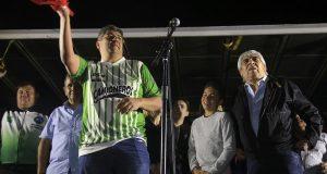 """Pablo Moyano volvió al país y disparó: """"Queda claro que fue un ataque mediático y judicial"""""""