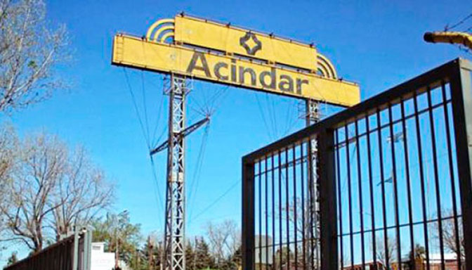 Crisis industrial: Acindar despidió a todo el personal de su planta de Rosario