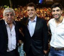 Moyano rompe con Massa y retira sus alfiles del Frente Renovador
