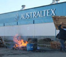 La textil Australtex ratificó los 30 despidos
