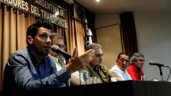 Denunciarán al Gobierno por el ataque a los sindicatos en cumbre internacional de gremios del transporte