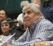 Moyano dijo que Urtubey es Cambiemos y se sigue profundizando la división del PJ