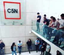Por incumplimiento salarial, trabajadores sacaron a C5N de la emisión en vivo