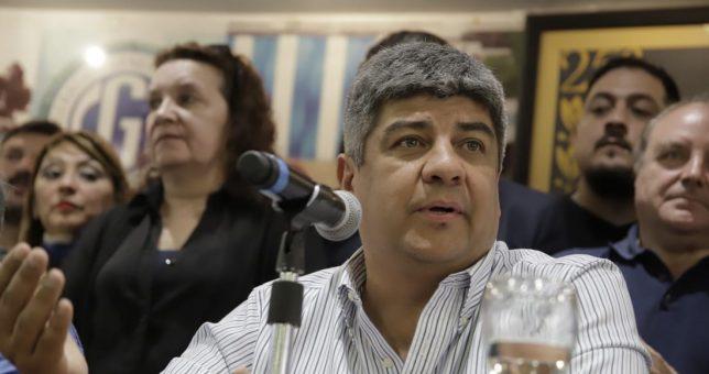 """""""El Gobierno quiere que los Moyano tengan un problema en la Justicia"""""""