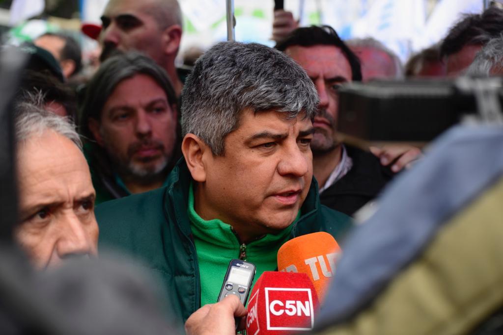 Con un escrito, Pablo Moyano pidió suspender la indagatoria