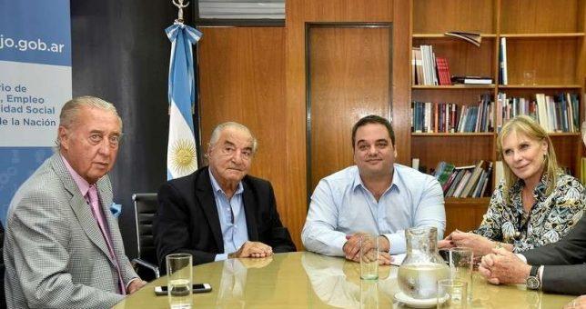 Ratificaron la denuncia penal contra funcionarios de Triaca por ayudar a Cavalieri a eludir a la justicia