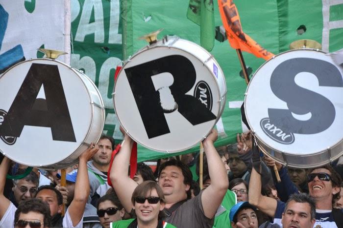 Dirigentes de ATE pidieron la nulidad de la causa por la ocupación del Ministerio de Economía de Vidal