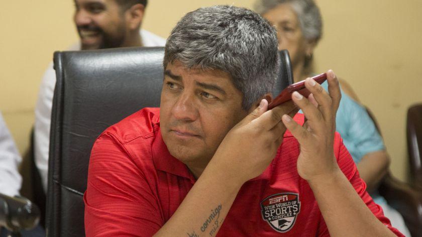 Vuelve Pablo Moyano y será recibido por militantes y dirigentes de todo el arco opositor