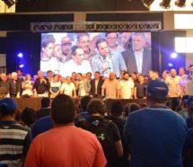 """""""Persiguen a los sindicalistas y políticos opositores igual que en Venezuela"""""""