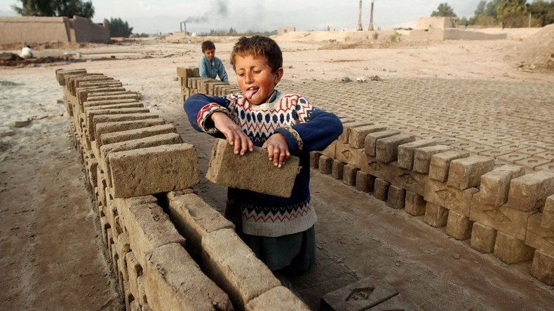 El trabajo infantil alcanza a uno de cada 10 niños en Argentina