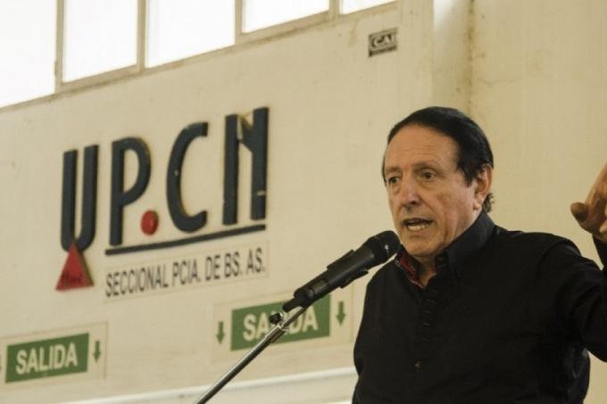 Vidal acordó con UPCN un aumento de 32 por ciento para todo el año