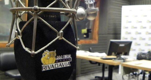 Crítica situación en Radio Rivadavia que sólo pagó 3 mil pesos a sus empleados