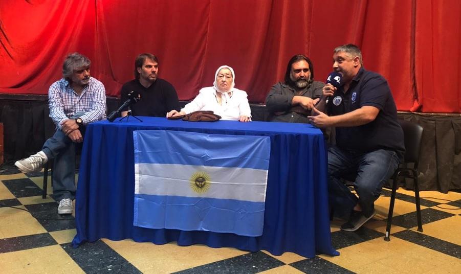 Trabajadores de ANSES calificaron de «circo» al G20 y pidieron a la prensa internacional que cubra la represión en el país
