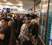 Aeronavegantes volverán a realizar asambleas el viernes y podría haber vuelos afectados