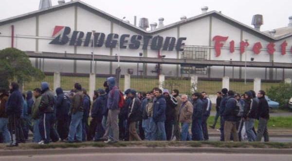 Despidos, paro total y militarización de Bridgestone Firestone