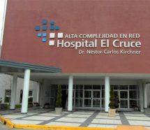 Trabajadores denuncian que el Presupuesto 2019 no contempla el funcionamiento del Hospital El Cruce