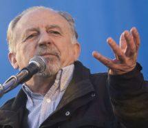"""Yasky calificó de """"ficticio"""" el anuncio del bono y adelantó que junto al Frente Sindical continuarán con las medidas de fuerza"""
