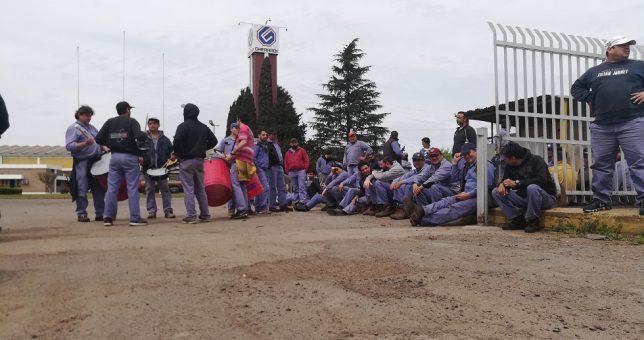 La fábrica de maquinaria agrícola Gherardi lanzó un plan de suspensiones para sus más de 200 operarios