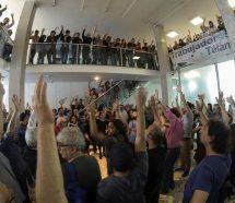 La justicia reincorporó otros 17 despedidos de Telam
