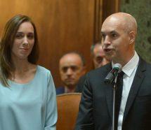 Hasta Vidal apoya el reclamos de los enfermeros para que Larreta los considere profesionales de la salud