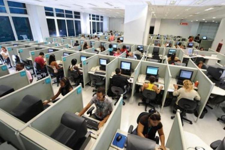 Gremio de Call Center se subió a quienes abrocharon 45% en paritarias