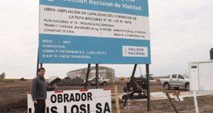 Paralizan una obra de infraestructura en Córdoba y peligran más de 700 empleos
