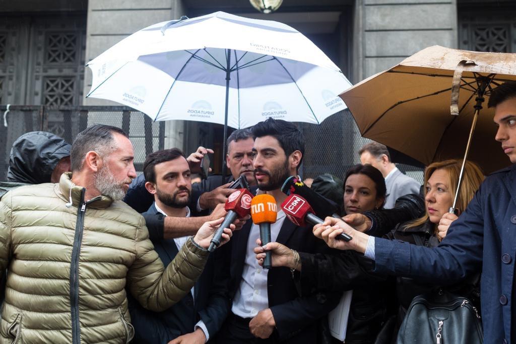 Para Facundo Moyano, el que «plantea dos oposiciones está jugando» para Macri