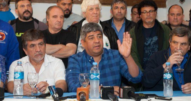 Pablo Moyano cruzó a los empresarios e insistió en que los Camioneros deben cobrar un bono de 14 mil pesos
