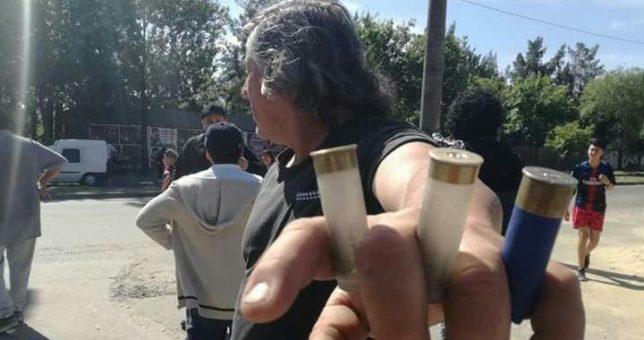 Vidal mandó a reprimir a obreros de Cresta Roja que reclamaban ser reincorporados