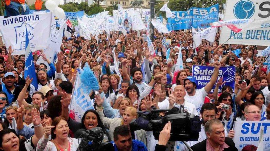 La justicia rechazó el premio por «presentismo» que Vidal le quiere imponer a los docentes
