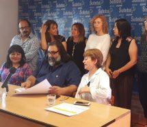 La justicia le ordenó a Vidal detener los sumarios a los directivos que adhirieron a los paros