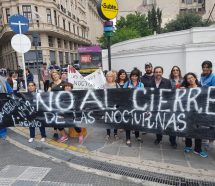 Los docentes porteños no se rinden: vuelven a parar y movilizar contra el cierre de las escuelas nocturnas