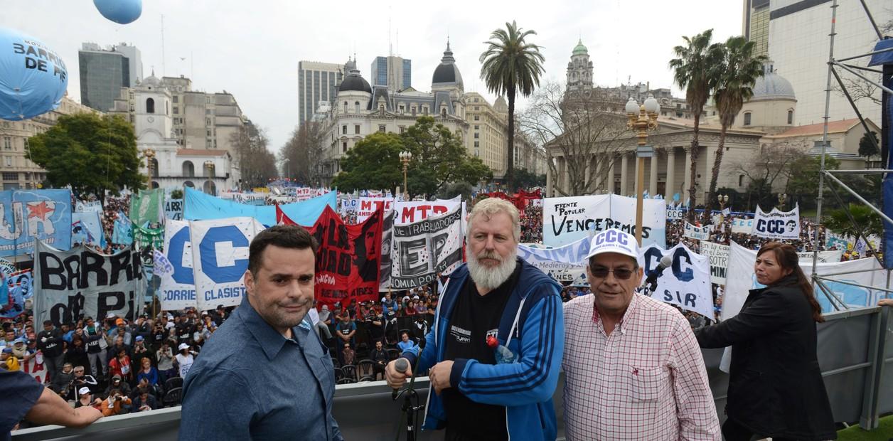Organizaciones sociales vuelven a movilizar por vivienda digna