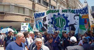 La UOM renegoció salarios, arañó 40% y confirmó que se pagará el bono de fin de año