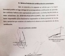 La justicia avaló a Peidro y Godoy, que avanzan un casillero en la carrera por quedarse con la chapa de la CTA Autónoma