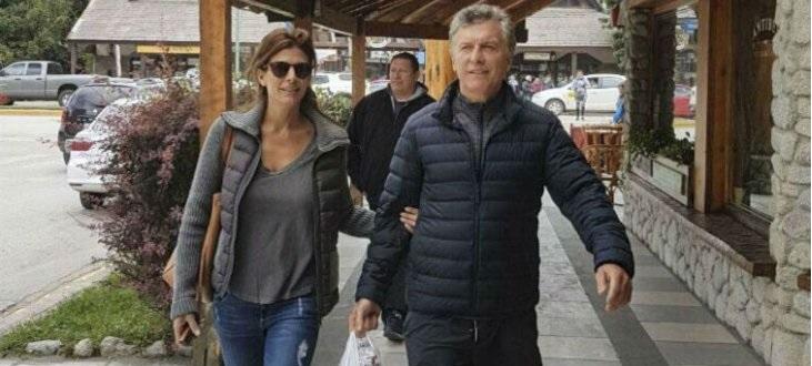 En el destino elegido por Macri para vacacionar encierran a empleados para que no los vean los inspectores de Trabajo