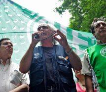 La CTA Autónoma marcha a Energía para repudiar los tarifazos