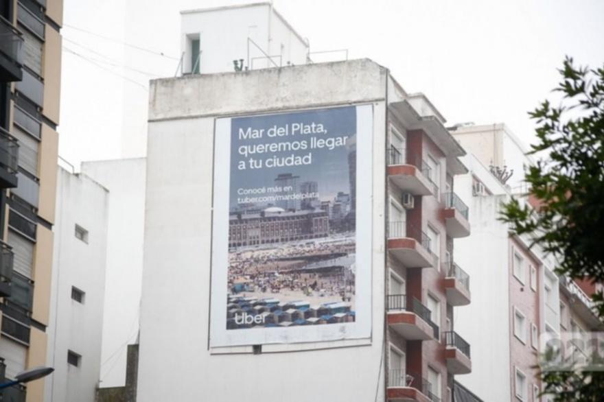Mar del Plata castiga a los choferes de Uber con la inhabilitación para conducir y multas de hasta 60 salarios