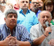 Moyano y las CTA comienzan hoy el raid de protestas antitarifazos