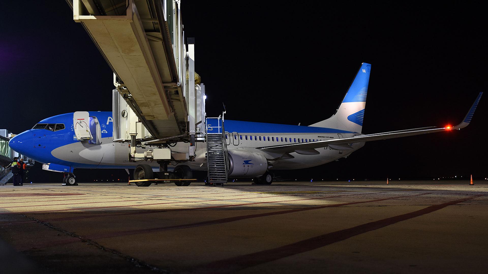 En plena feria la justicia le hace un guiño al Gobierno y avala que Aerolíneas no aplique la cláusula gatillo