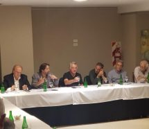 Poco plafón de la CGT para Barrionuevo que clamó por la candidatura de Lavagna