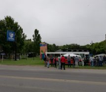 Los vigiladores fueron masivamente a las urnas, Trabajo envió veedores y Gutierrez parece ganarle la pulseada a Barrionuevo