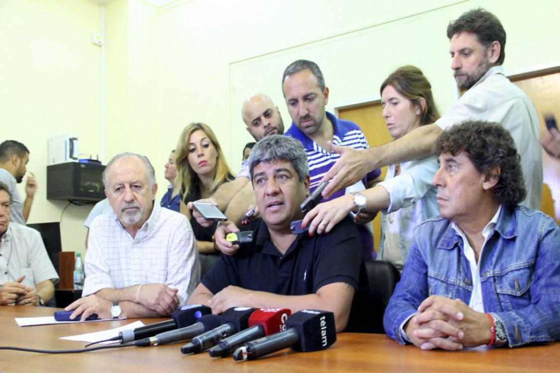Moyano, Yasky y Micheli anunciarán medidas contra los tarifazos