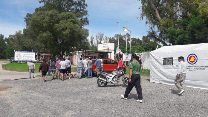 Planta de herbicidas despidió al 10% de su personal en Campana