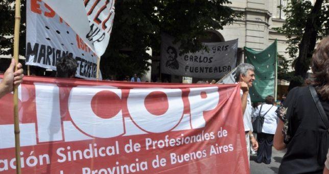 Médicos de hospitales bonaerenses le piden a Vidal la apertura de paritarias