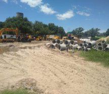 Parálisis de la obra pública: suspenden a 20 trabajadores en Santo Tomé