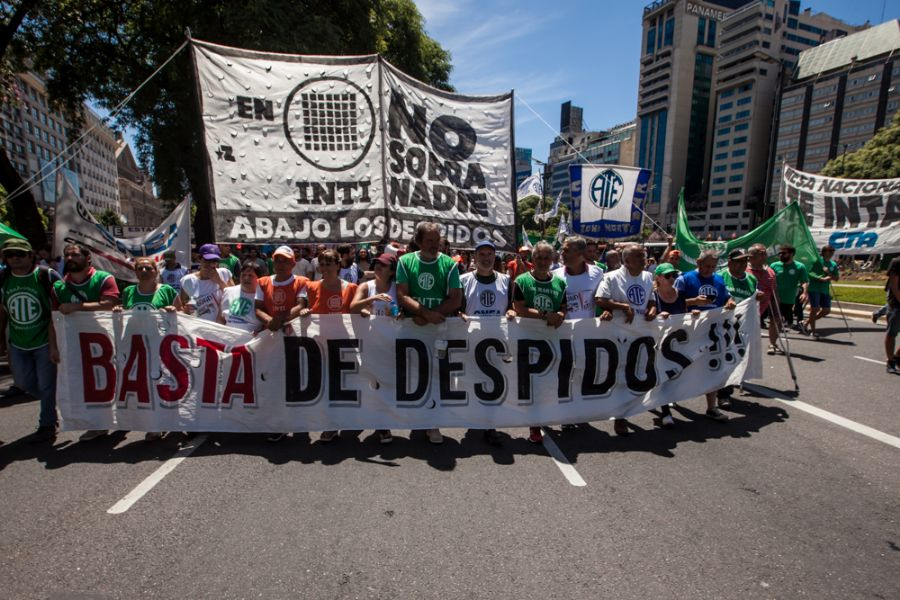 Córdoba: CTA llamó a un paro tras denunciar 800 despidos de Estatales en 2018