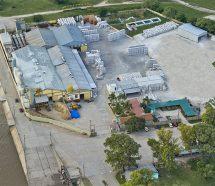 Por la caída de las ventas, la fábrica de ladrillos Retak paraliza la producción 45 días y suspende 70 operarios